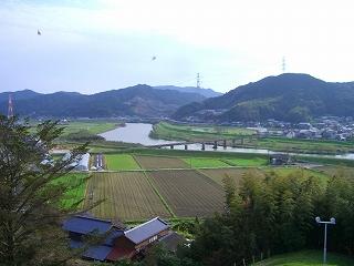 鏡山からの眺め。_c0177995_12511220.jpg