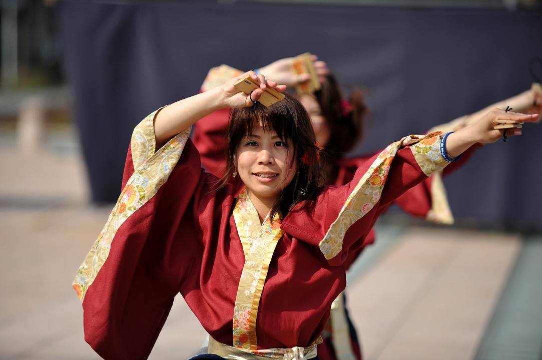 2009浜松よさこい「がんこ祭り」_f0184198_2143222.jpg