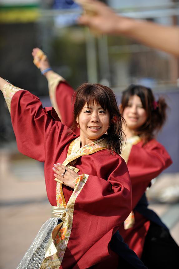 2009浜松よさこい「がんこ祭り」_f0184198_21433581.jpg
