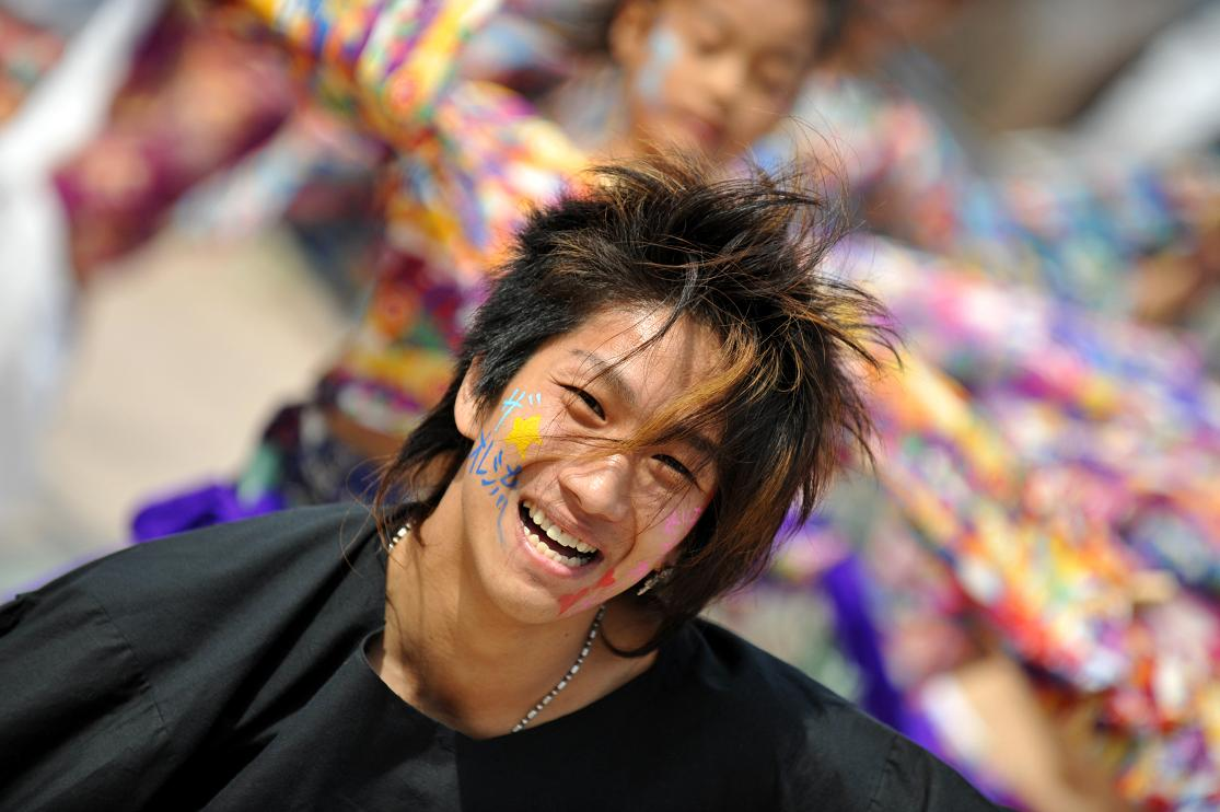 2009浜松よさこい「がんこ祭り」_f0184198_7481199.jpg