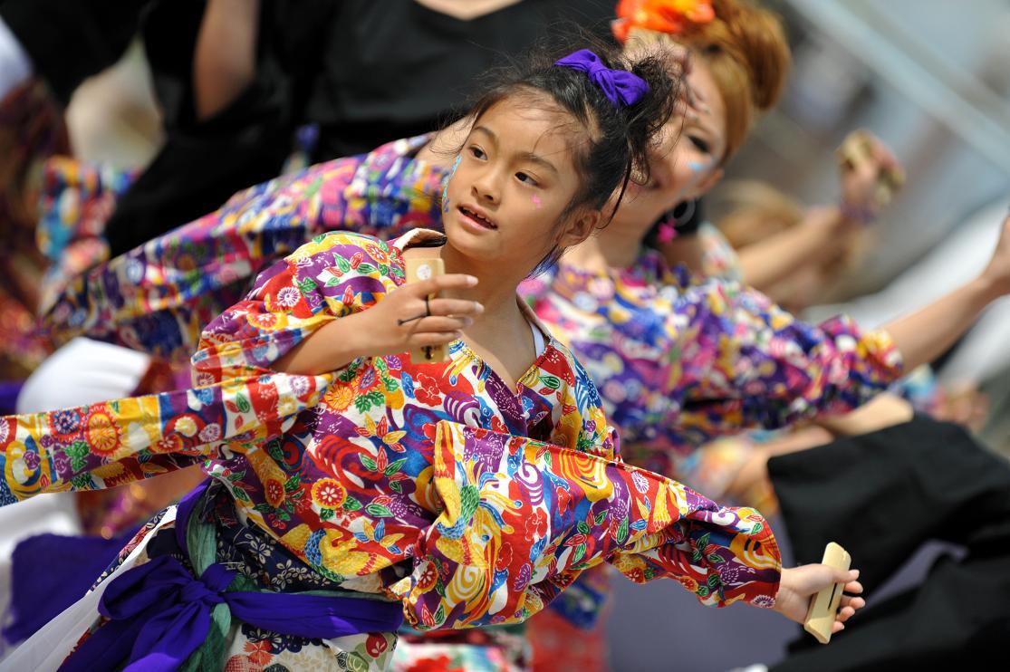 2009浜松よさこい「がんこ祭り」_f0184198_7483593.jpg
