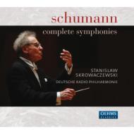 Schumann: Complete Syms@Skrowaczewski/Deutsche Radio Philharmonie - 2_c0146875_10331433.jpg