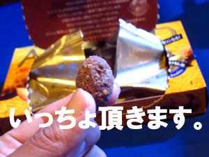 あられなのかい?チョコなのかい?_f0144385_20333643.jpg