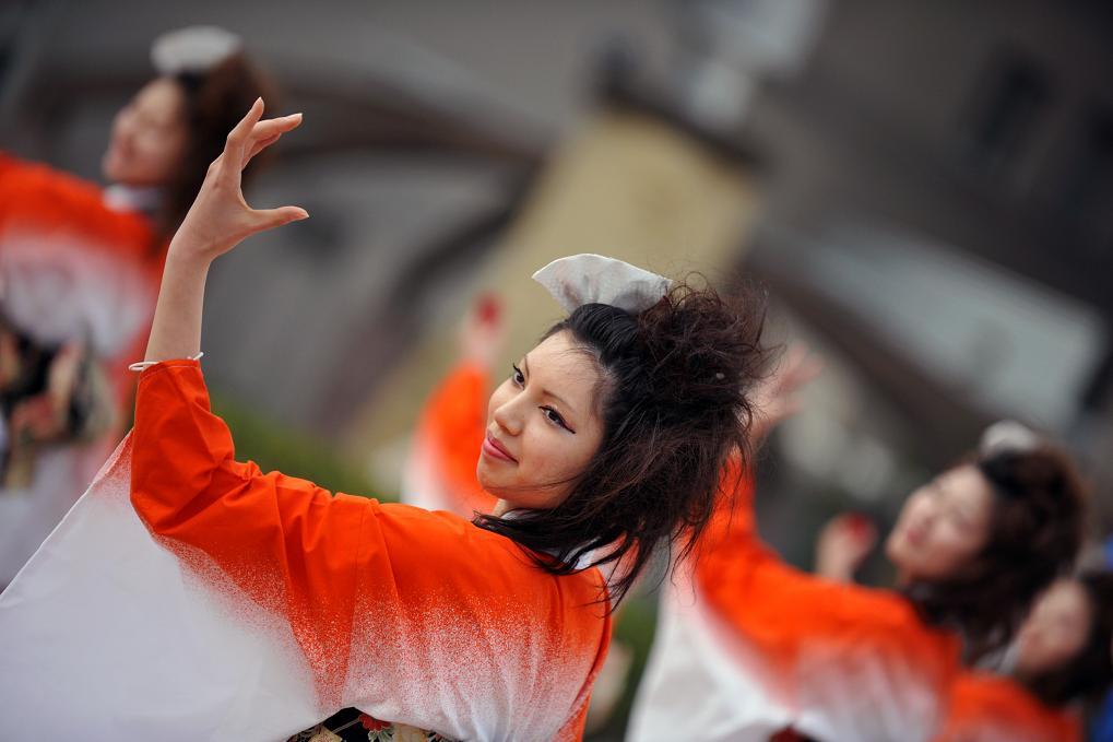 2009浜松よさこい「がんこ祭り」_f0184198_2125536.jpg