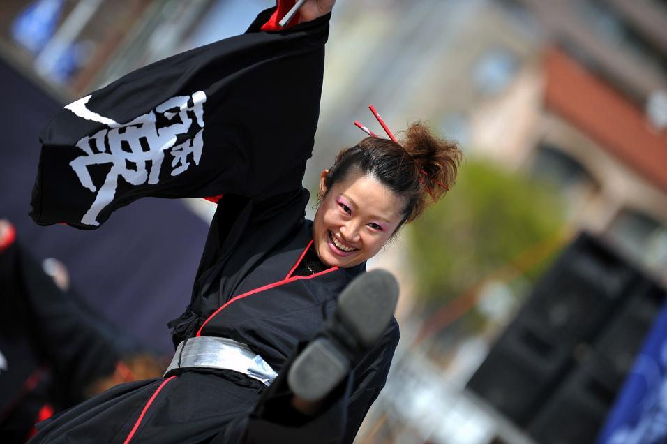 2009浜松よさこい「がんこ祭り」_f0184198_9285131.jpg