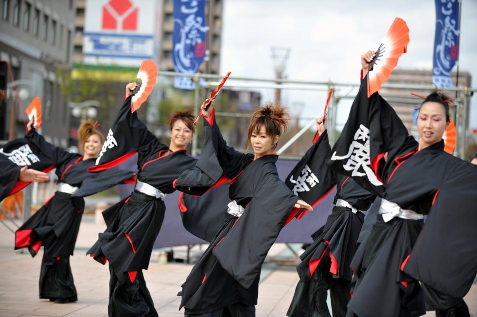 2009浜松よさこい「がんこ祭り」_f0184198_9292438.jpg