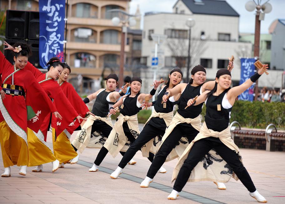 2009浜松よさこい「がんこ祭り」_f0184198_9505648.jpg