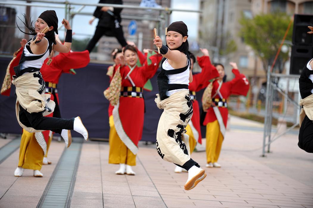 2009浜松よさこい「がんこ祭り」_f0184198_9521313.jpg