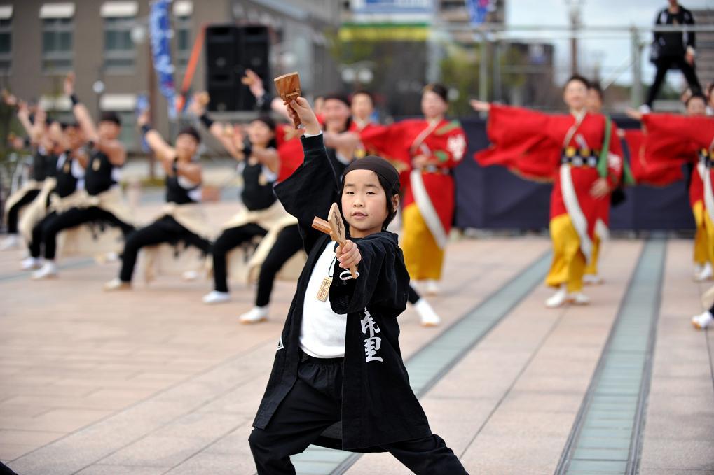 2009浜松よさこい「がんこ祭り」_f0184198_9523178.jpg