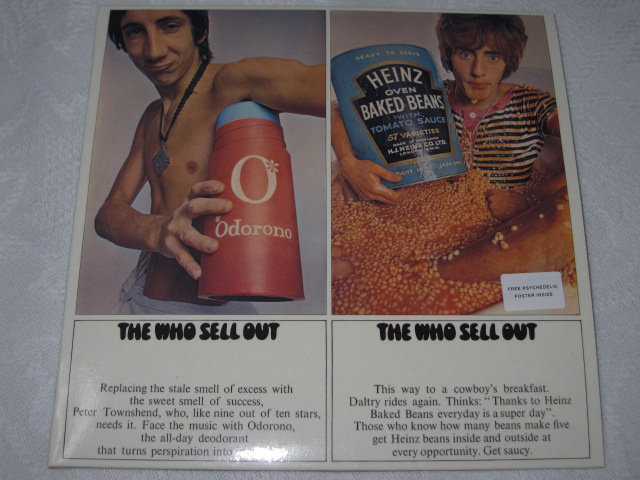 THE WHO /SELL OUT (DX EDITION 紙ジャケ)_b0042308_2244111.jpg