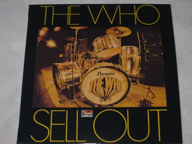 THE WHO /SELL OUT (DX EDITION 紙ジャケ)_b0042308_22552898.jpg