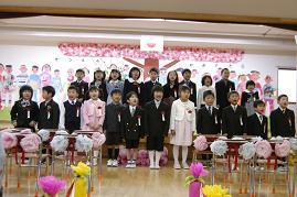 かわうち保育園卒園式_d0003224_1095664.jpg