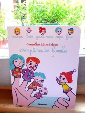 「Comptines en famille」ファミリーで唄いましょう_b0107891_763812.jpg