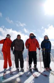 YAMABOKU CAT ツアーの写真 (12年ぶりのスキー その2)_a0076693_18284844.jpg