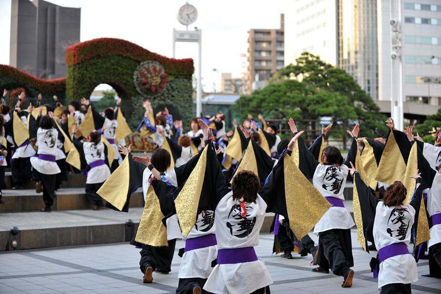 2009浜松よさこい「がんこ祭り」_f0184198_20102657.jpg