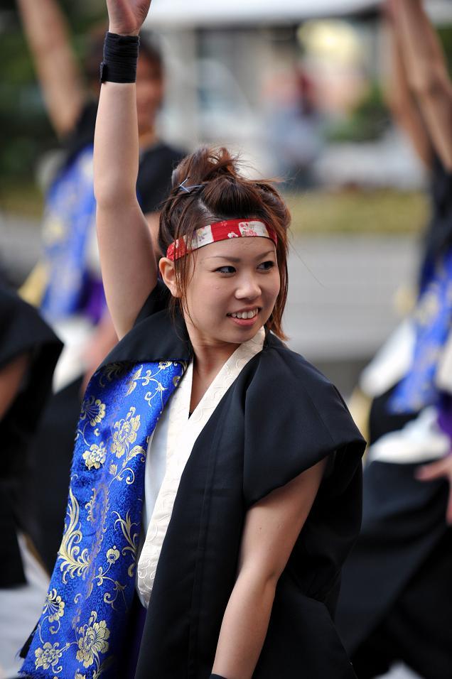 2009浜松よさこい「がんこ祭り」_f0184198_20103647.jpg