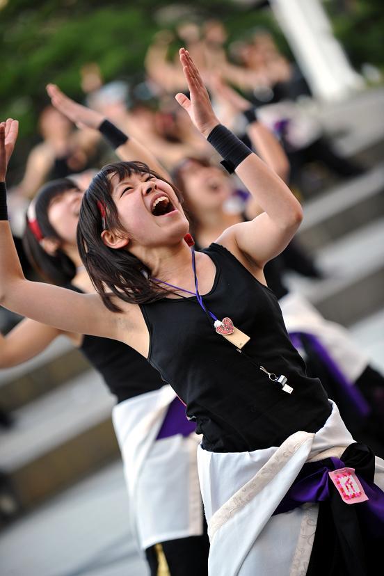 2009浜松よさこい「がんこ祭り」_f0184198_2011777.jpg