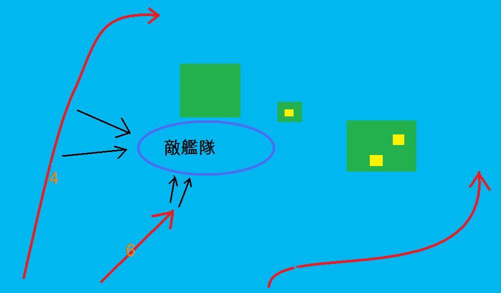 提督の決断Ⅳ攻略。 第7回目。_f0186726_1332751.jpg