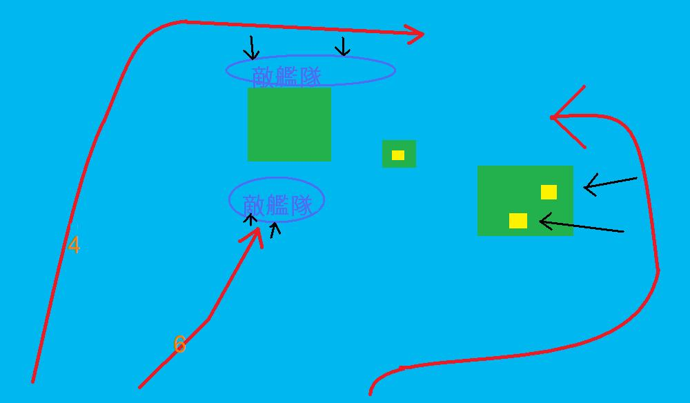 提督の決断Ⅳ攻略。 第7回目。_f0186726_150023.jpg