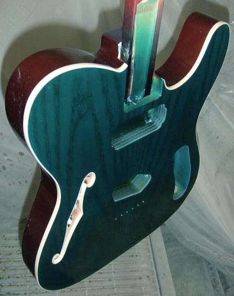 上野楽器 GELMさん分の「Solid T-Line」の着色が完了!_e0053731_19563145.jpg