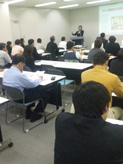 横浜ランドマークタワートステムショールームで講演_e0009056_8301687.jpg