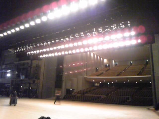千手観音: 青森市文化会館公演、無事終了~!_e0142585_21192998.jpg