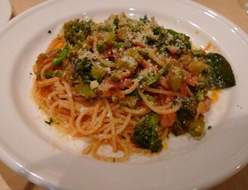クチーナさん(イタリア家庭料理)のランチ_b0142989_20585463.jpg