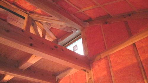 Q1西落合の家:本格的な断熱・気密施工_e0054299_1875685.jpg