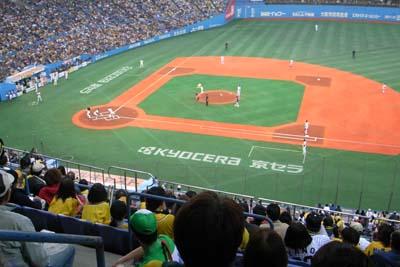 2009日虎会 開幕戦 対ヤクルト...03Apr2009_d0040414_11415911.jpg