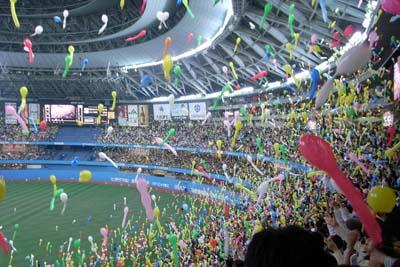 2009日虎会 開幕戦 対ヤクルト...03Apr2009_d0040414_11422723.jpg