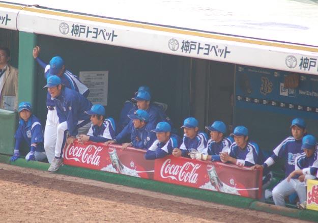 神戸9クルーズ観戦記~初ホームゲーム_e0158128_22141326.jpg