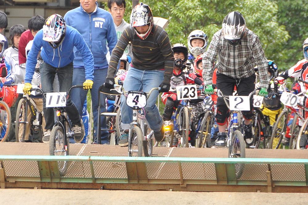 2009JOSF川口ゴリラ公園4月定期戦VOL5:全クラス予選その1_b0065730_6533962.jpg