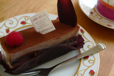 cake shop  Nishimuraさん①_b0142989_18142399.jpg
