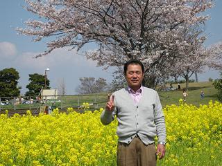 ★天気良し!花見!★_e0147297_2244893.jpg