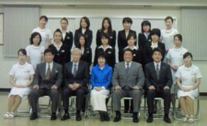 滝川エステティック学院入学式_b0084241_9274047.jpg