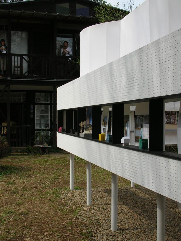 ル・コルビュジエのサヴォア邸 (その2) シイナケイジアトリエ(千葉市)6_e0127948_0312714.jpg