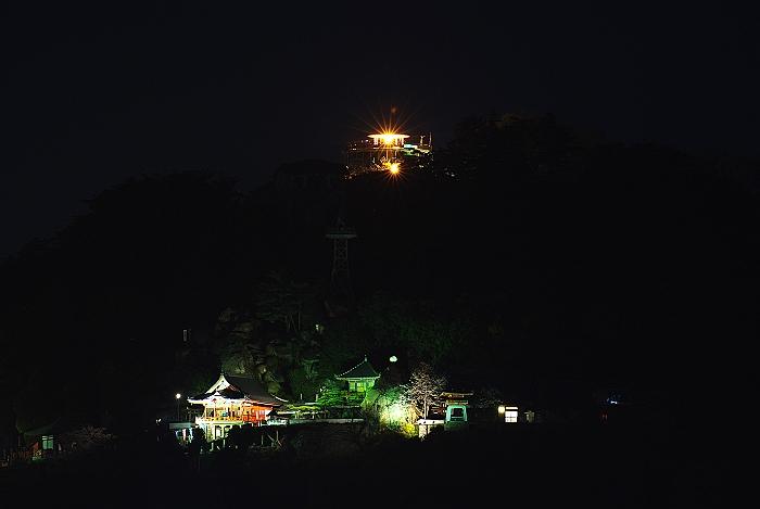 千光寺公園頂上展望台_c0152379_21533355.jpg