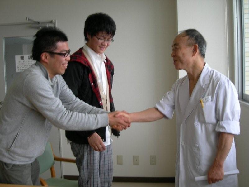 万波誠医師と林弁護士 5月の「全国医学生ゼミナール」で講演_e0163726_11125855.jpg