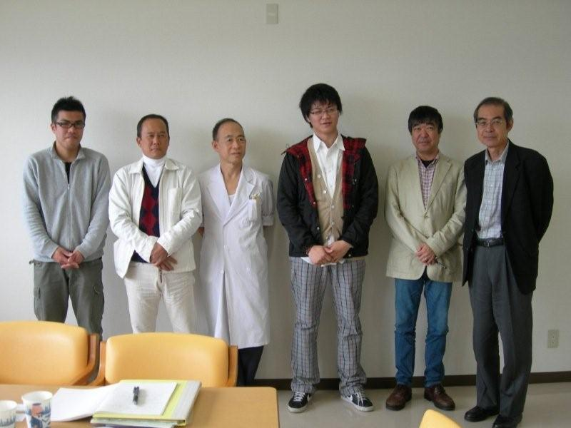 万波誠医師と林弁護士 5月の「全国医学生ゼミナール」で講演_e0163726_11143586.jpg