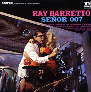 Goldfinger その3 by Ray Martin & His Orchestra (『ゴールドフィンガー』より)_f0147840_2347727.jpg
