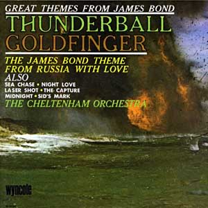 Goldfinger その3 by Ray Martin & His Orchestra (『ゴールドフィンガー』より)_f0147840_2348351.jpg