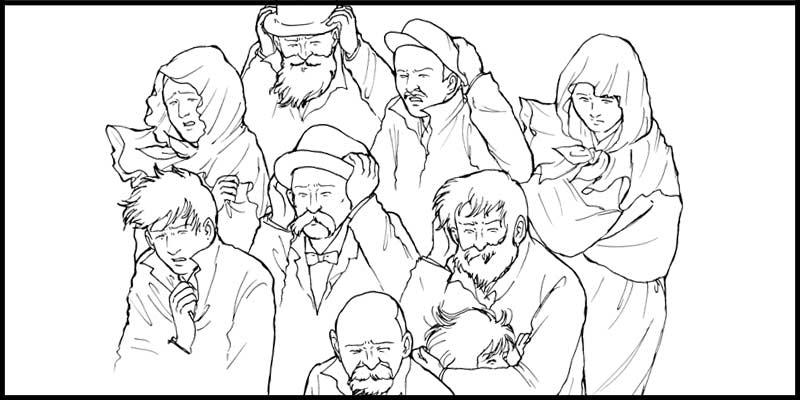 BOSCH漫画[エピソード2]〜ペン入れ〜_f0119369_949913.jpg