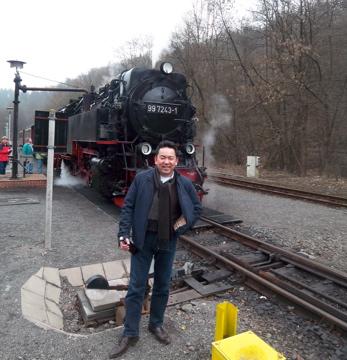 Quedlinburg(へ蒸気機関車で)_c0180686_53229.jpg