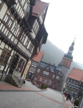 Quedlinburg(へ蒸気機関車で)_c0180686_551929.jpg