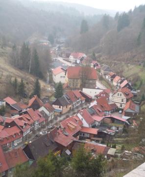Quedlinburg(へ蒸気機関車で)_c0180686_605090.jpg