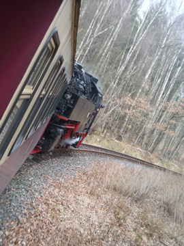 Quedlinburg(へ蒸気機関車で)_c0180686_6112480.jpg