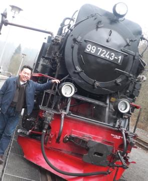 Quedlinburg(へ蒸気機関車で)_c0180686_6223529.jpg