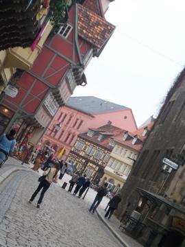 Quedlinburg(へ蒸気機関車で)_c0180686_62544100.jpg