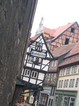 Quedlinburg(へ蒸気機関車で)_c0180686_6255789.jpg