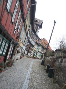 Quedlinburg(へ蒸気機関車で)_c0180686_6262696.jpg
